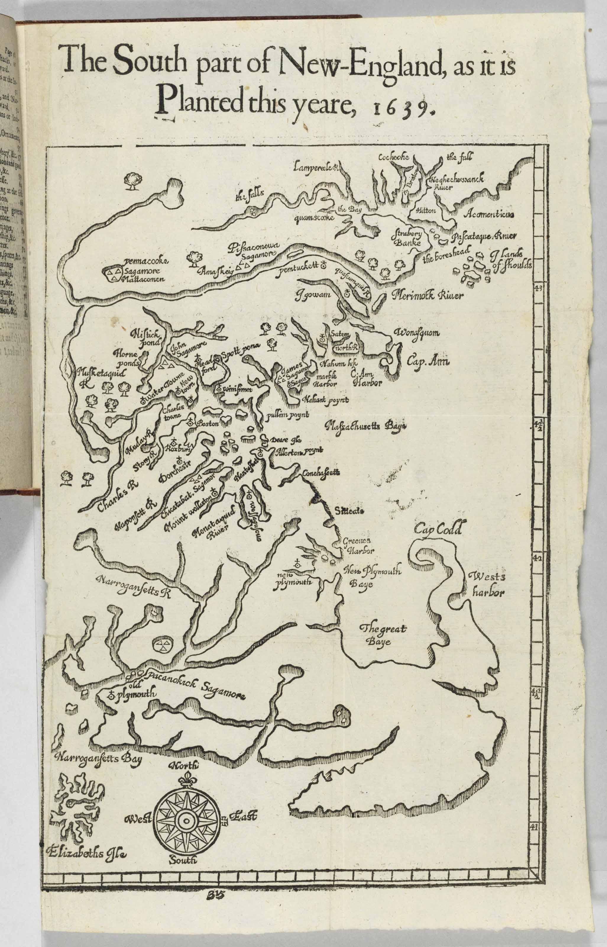 WOOD, William (1580-1639). New