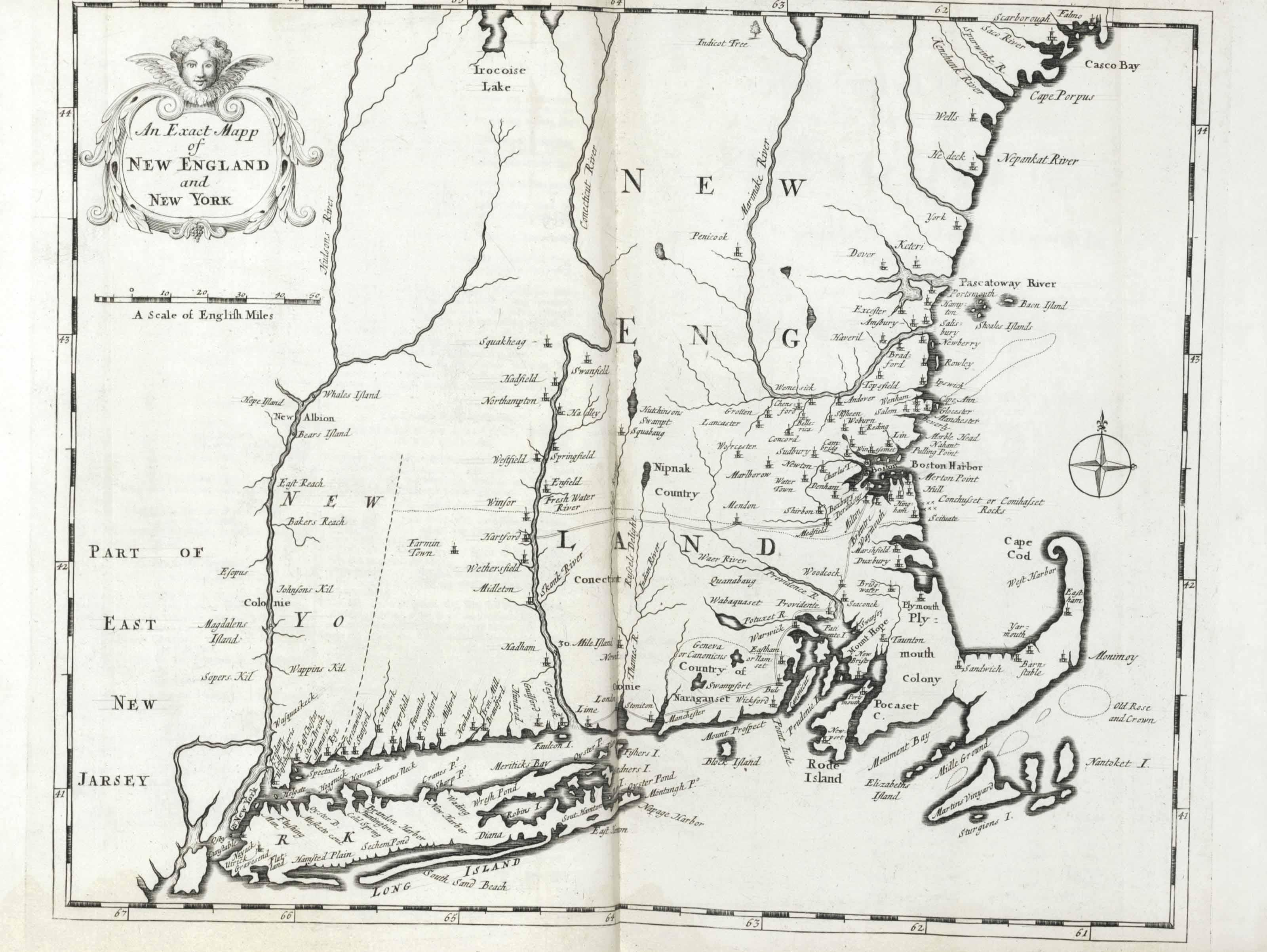 MATHER, Cotton (1663-1728). Ma