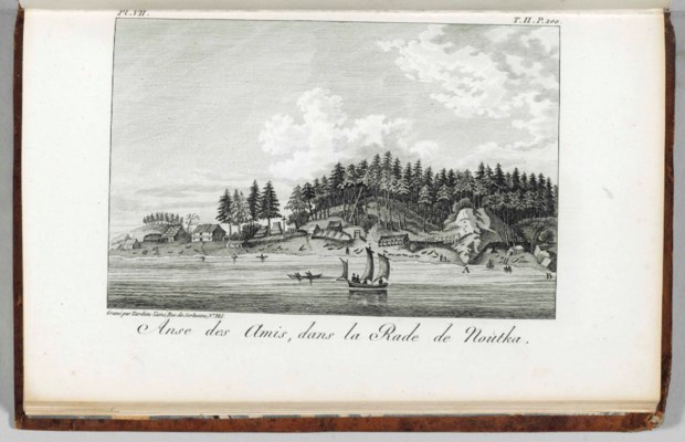 VANCOUVER, George (1757-1798).