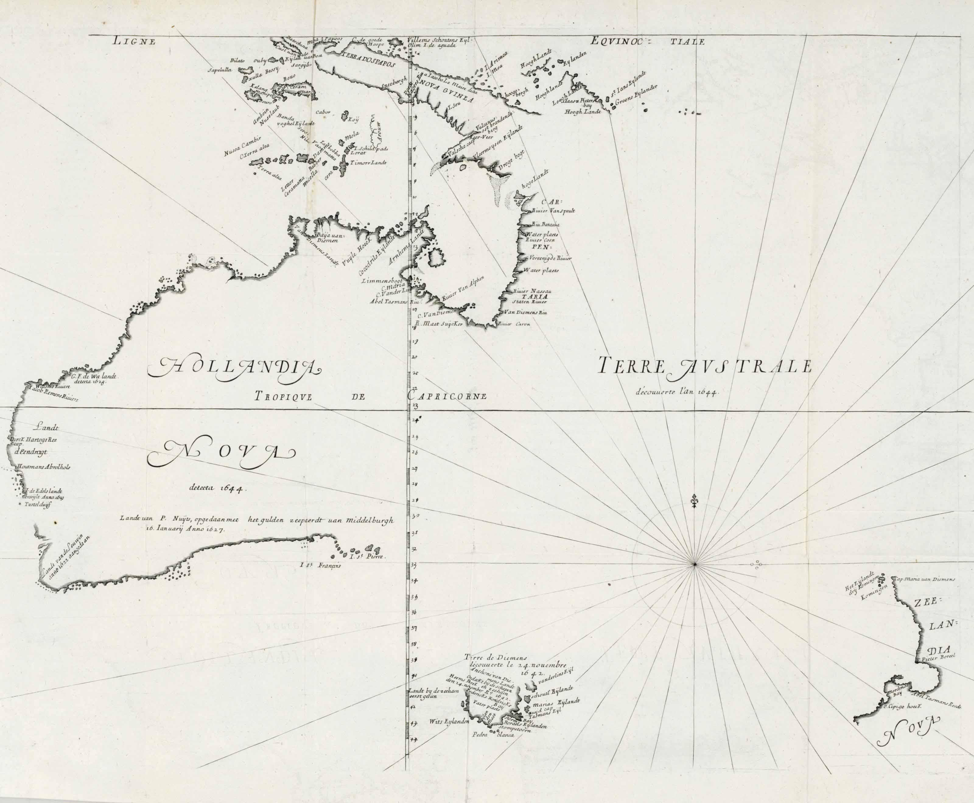 THÉVENOT, Melchisédec (1620-16