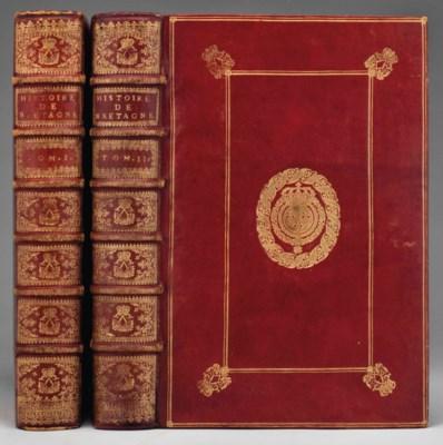 LOBINEAU, Guy Alexis (1666-172