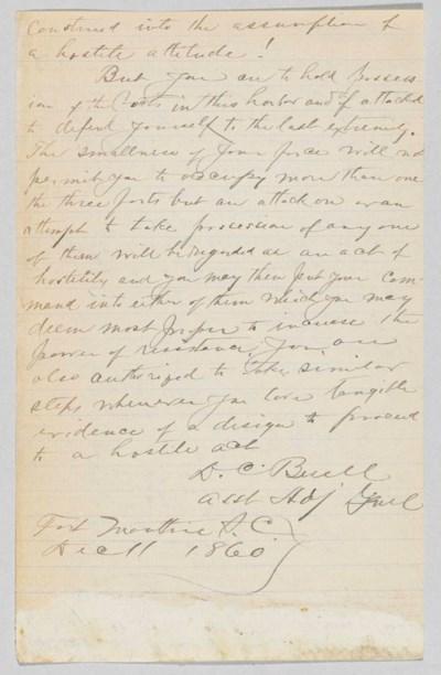 ADAMS, Samuel (b.1689). Autogr