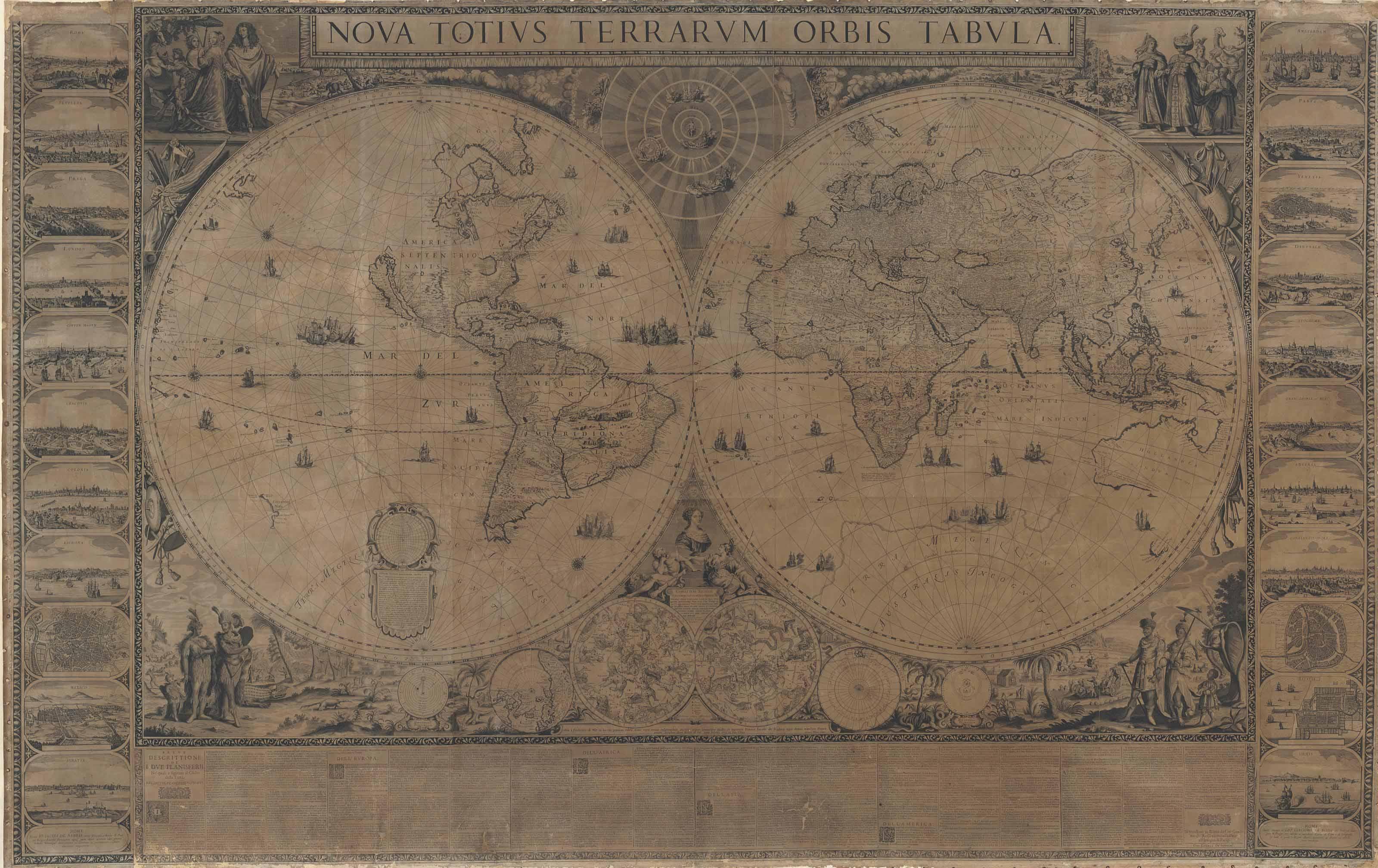 DE WIT, Frederick (1629/1630 –