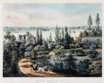 CURRIER and IVES, publisher. –