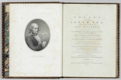 BLIGH, William. A Voyage to th