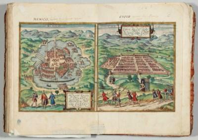 BRAUN, Georg (1541-1622) and F