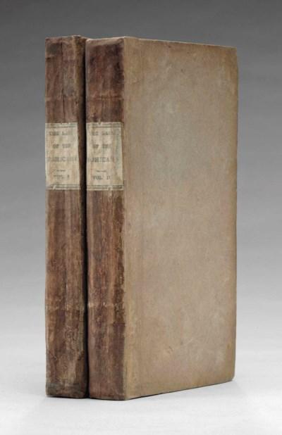 COOPER, James Fenimore (1789-1