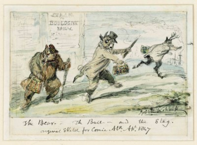 CRUIKSHANK, George (1792-1878)