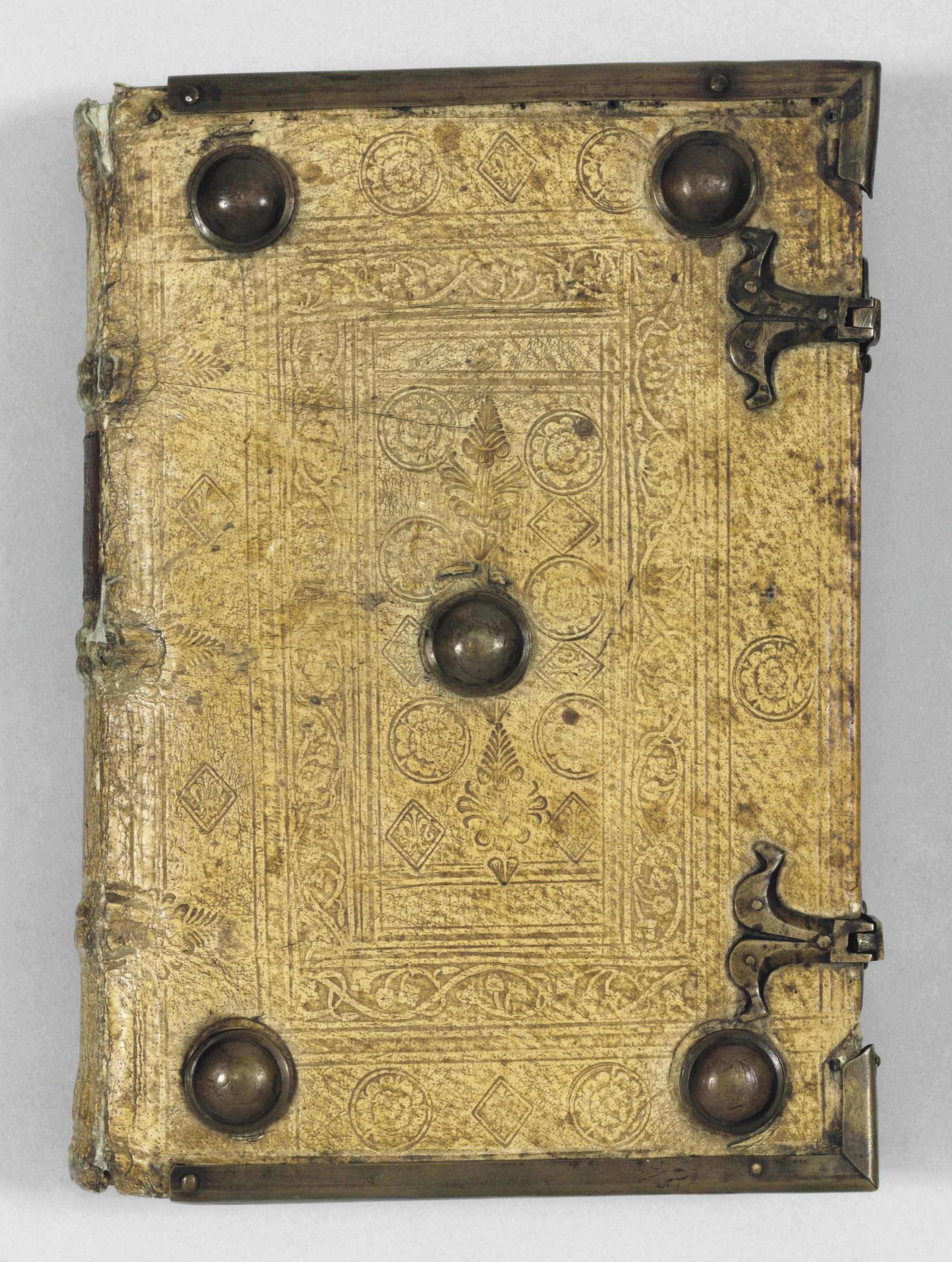 NOTED LECTIONARY, in Latin and