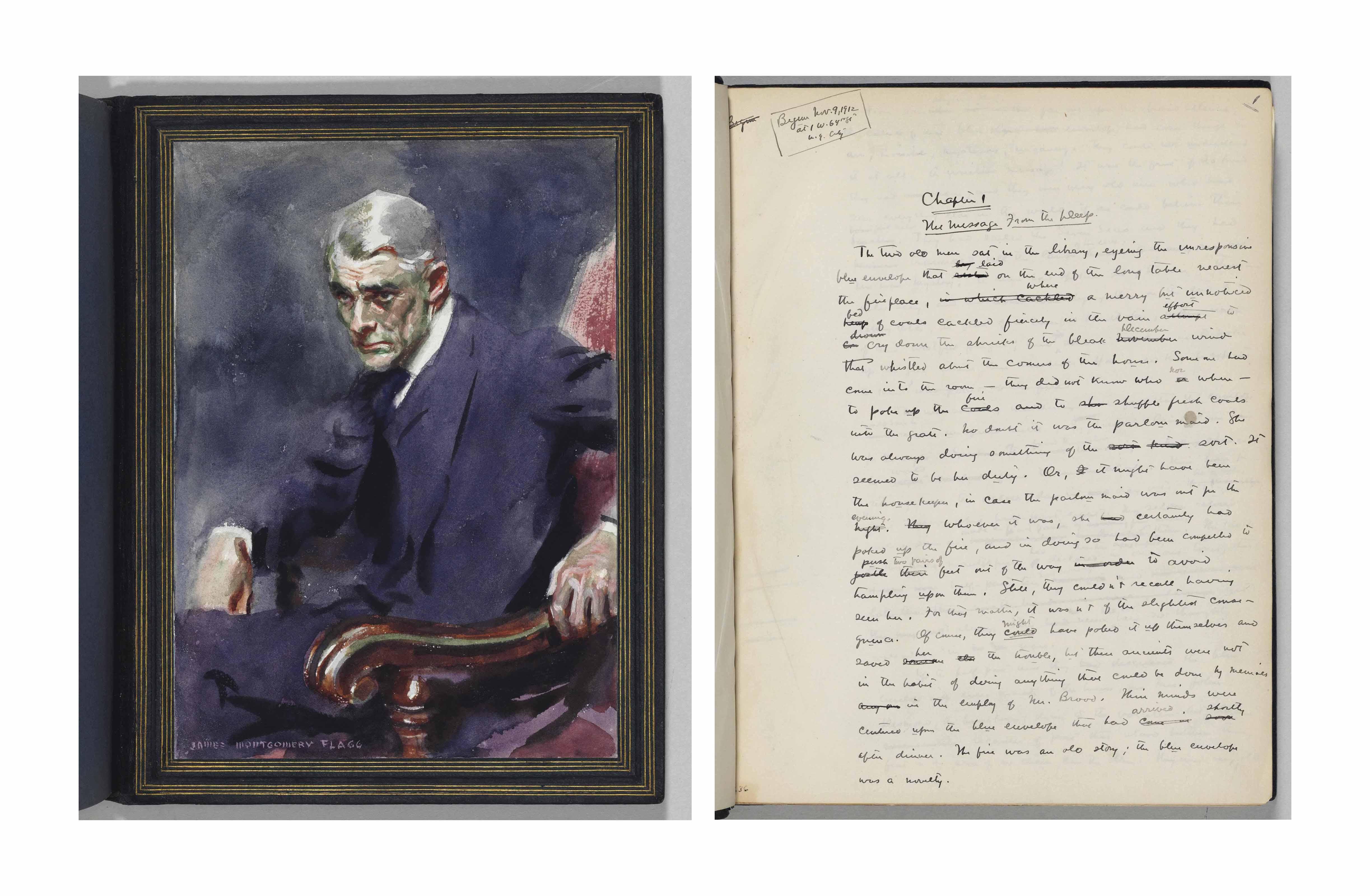 McCUTCHEON, George Barr (1866-