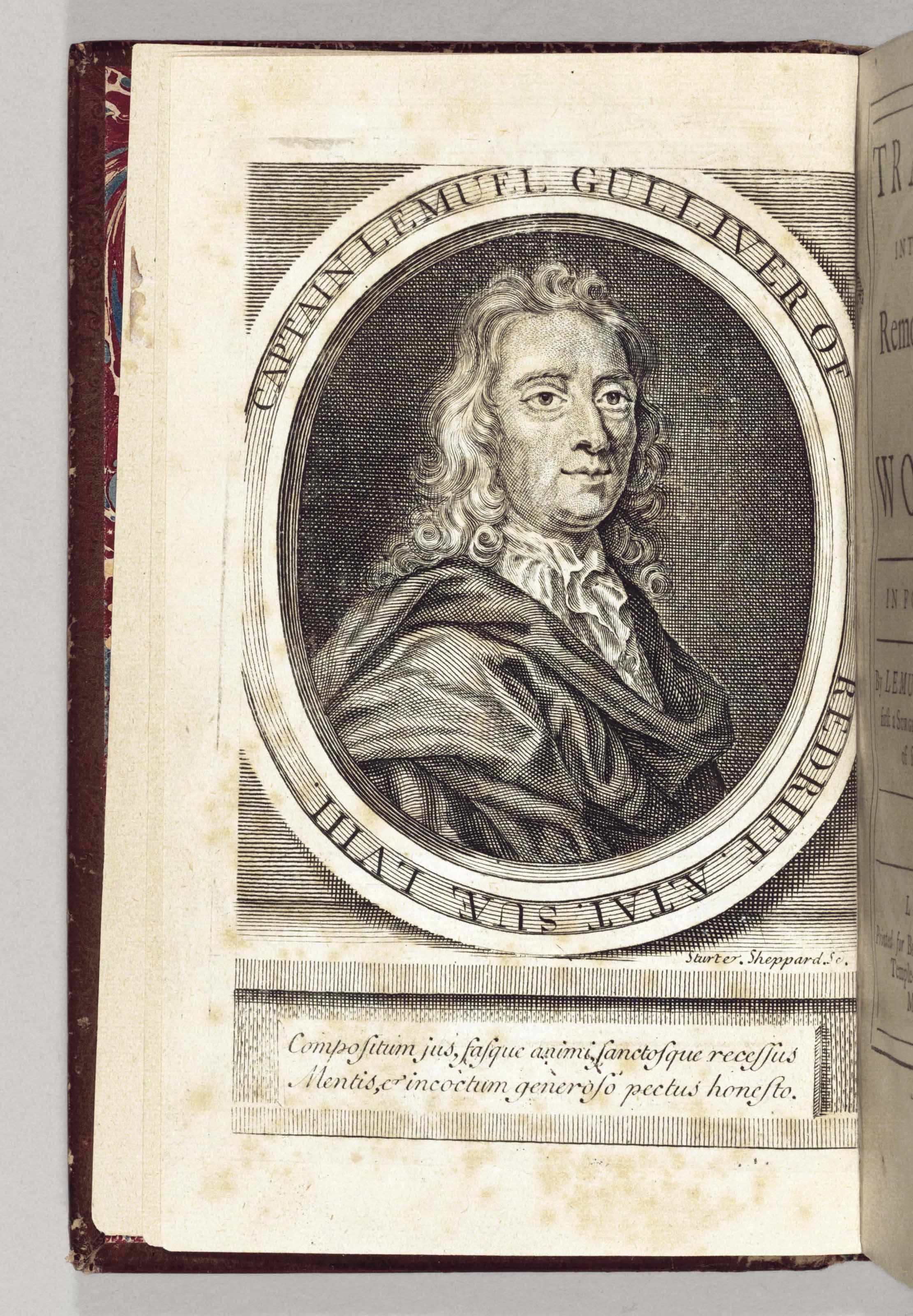 SWIFT, Jonathan (1667-1745). T
