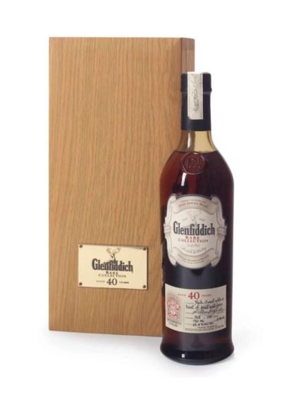 Glenfiddich 40 Year Old