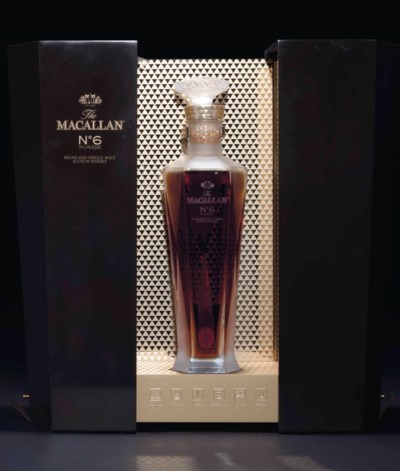 The Macallan Lalique N° 6