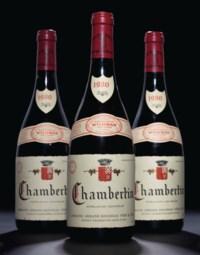 Rousseau, Chambertin 1980