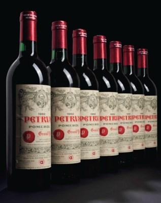 Pétrus 1982 , 1982