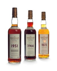 The Macallan, Fine and Rare Collection 50 Year Old 1951