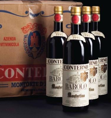 G. Conterno, Barolo Riserva, M