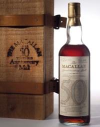 The Macallan, 50 Year Old Anniversary Malt 1928