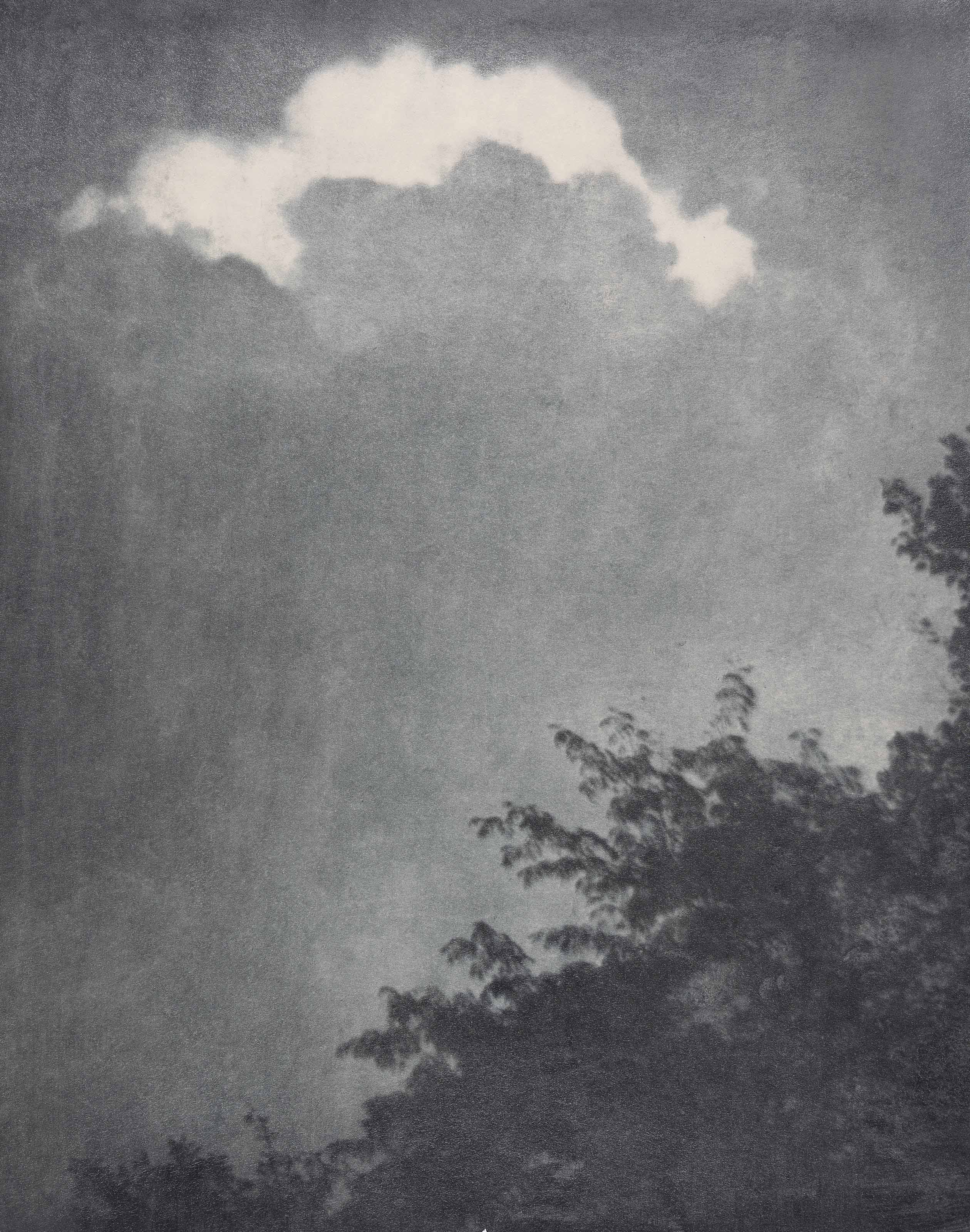 The Cloud, 1906
