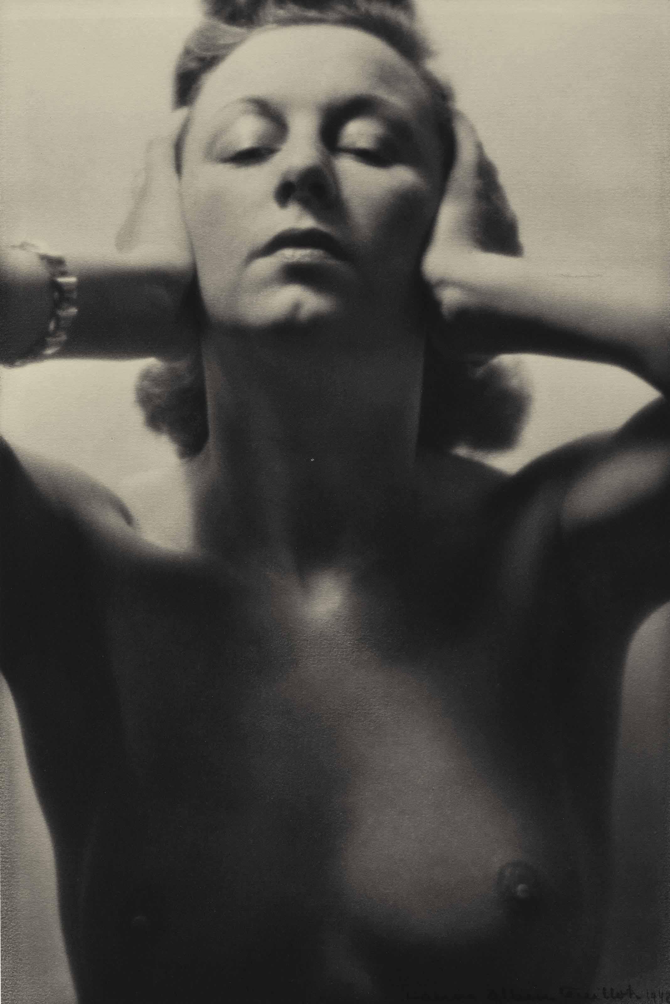 Nude Study, 1942