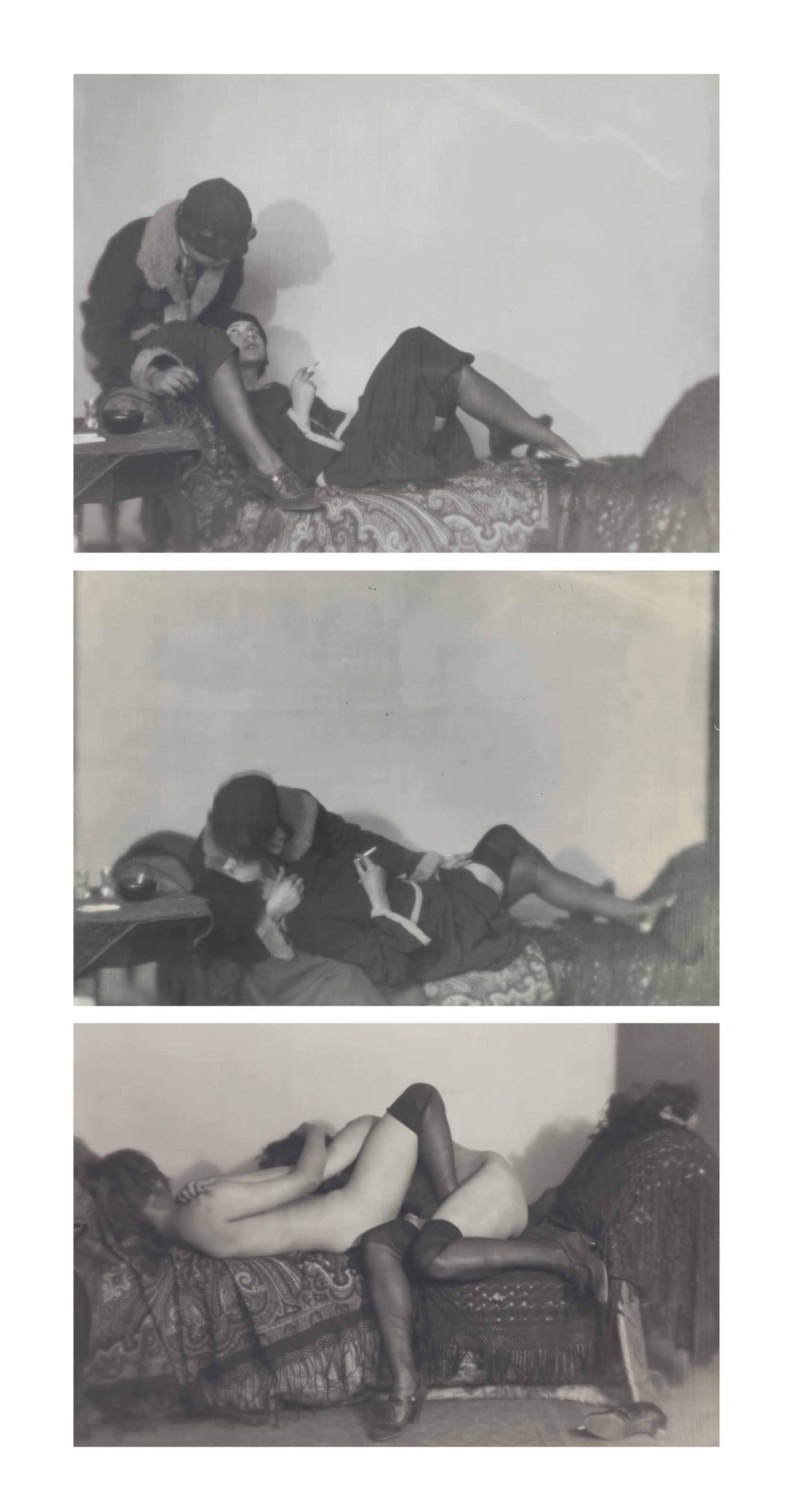 Les Amies, c. 1924