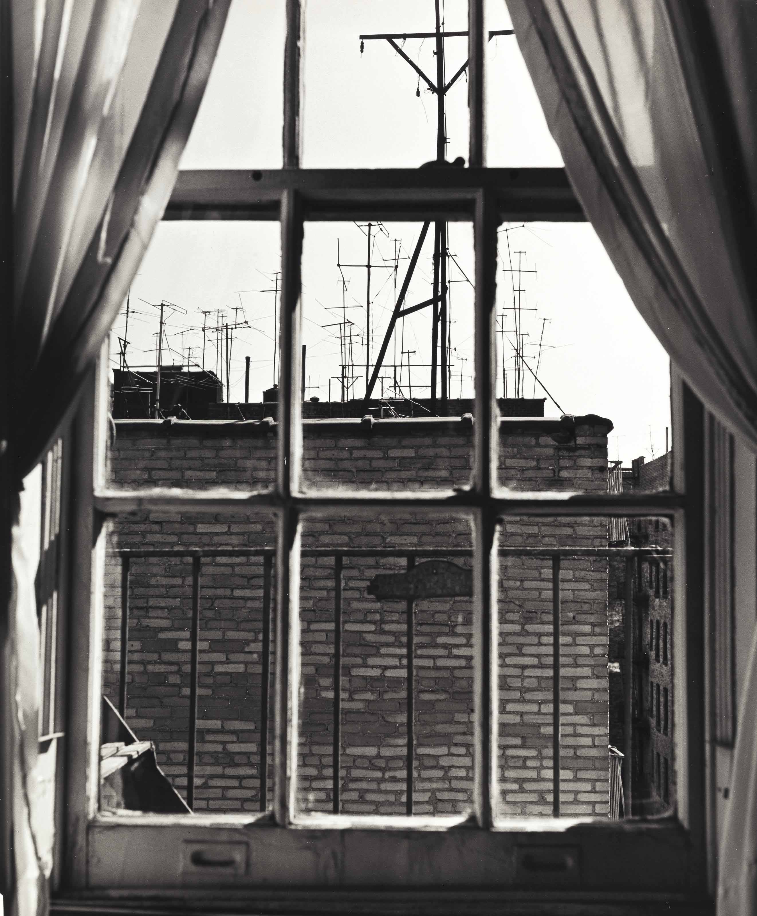 From My Window, New York, 1951