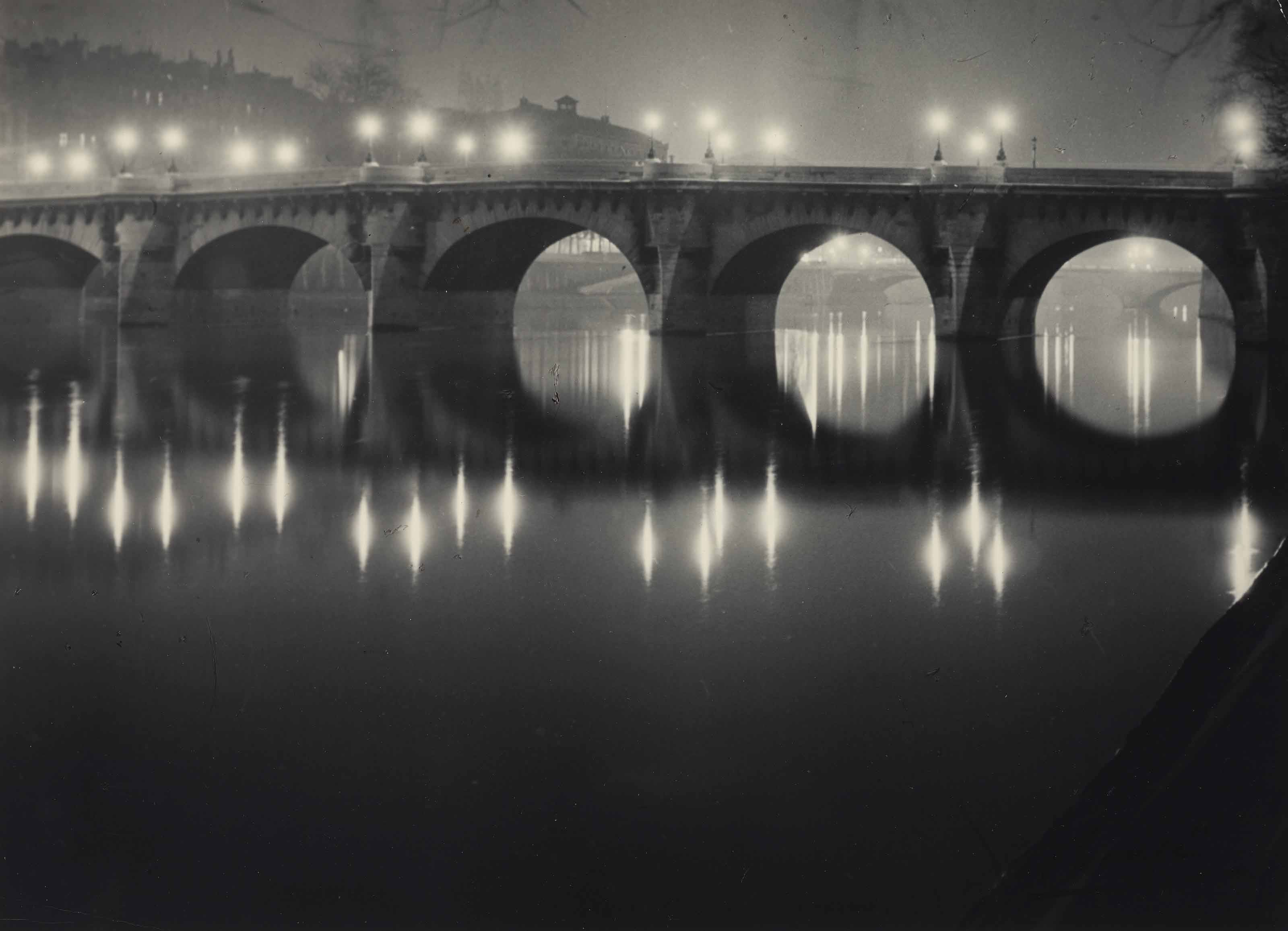 Pont Neuf, 1949