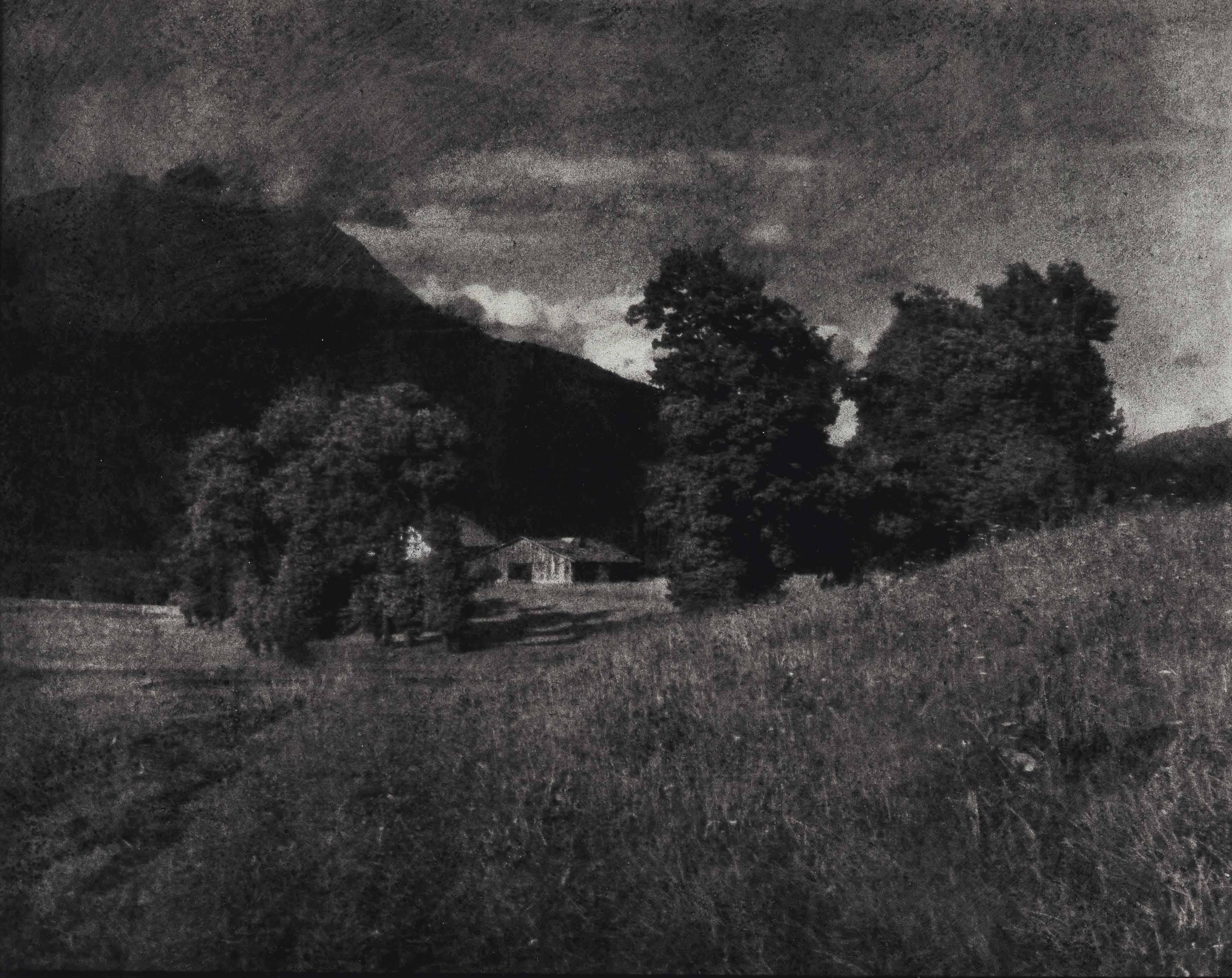 Vor Dem Sturn (Before the Storm), Tyrol, 1890s