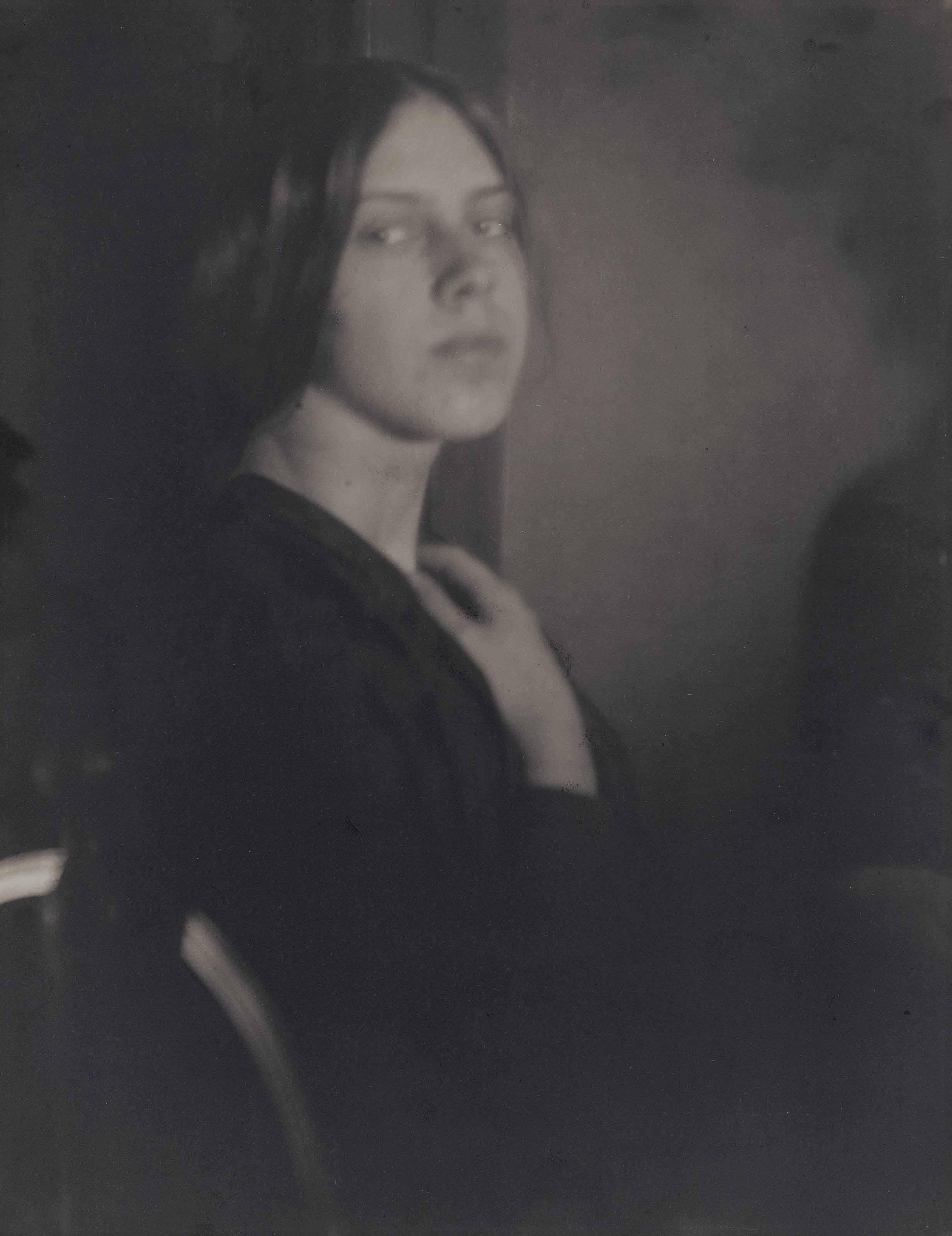 Portrait of Laura Seeley, c. 1910