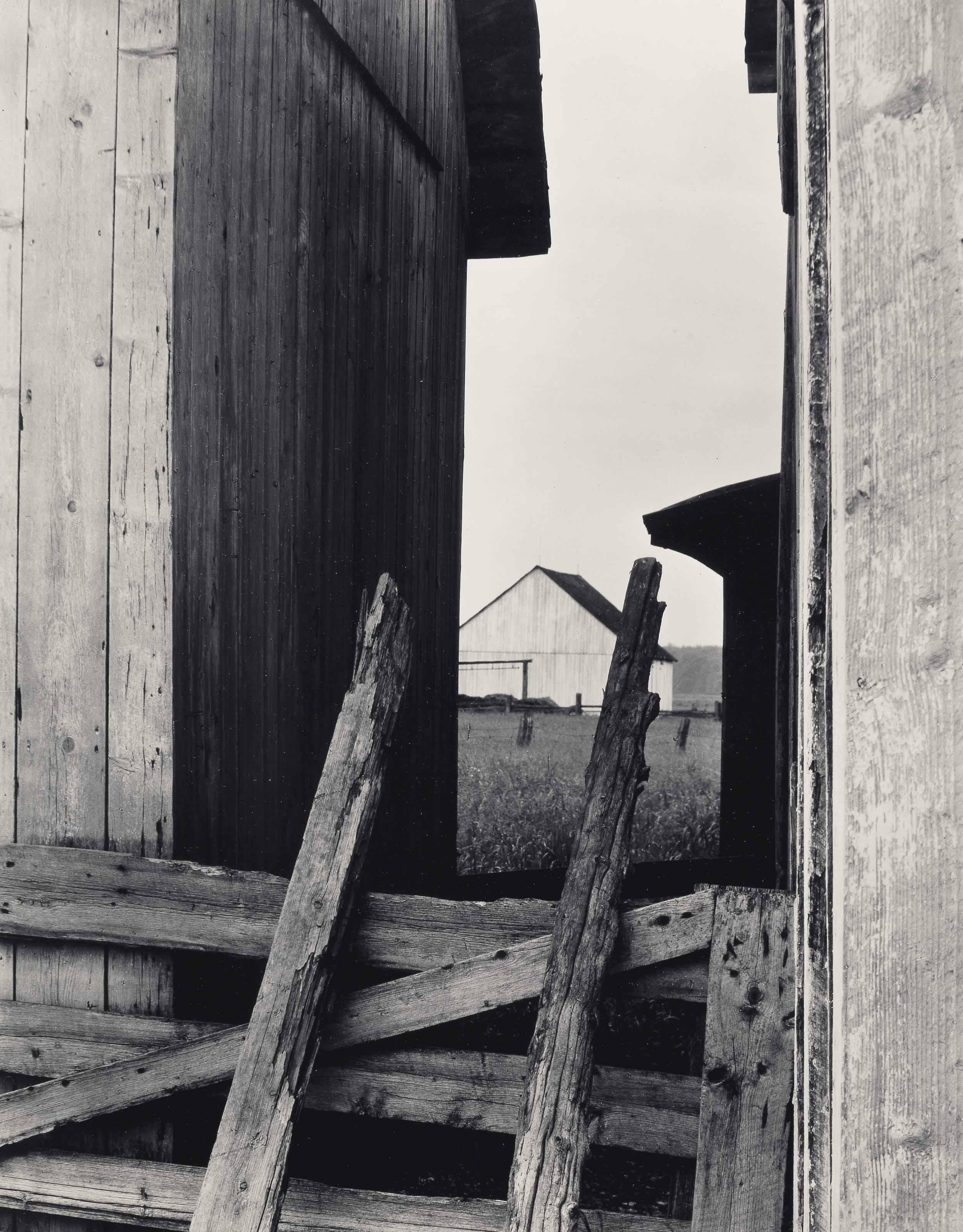 The Barn, Quebec, 1936