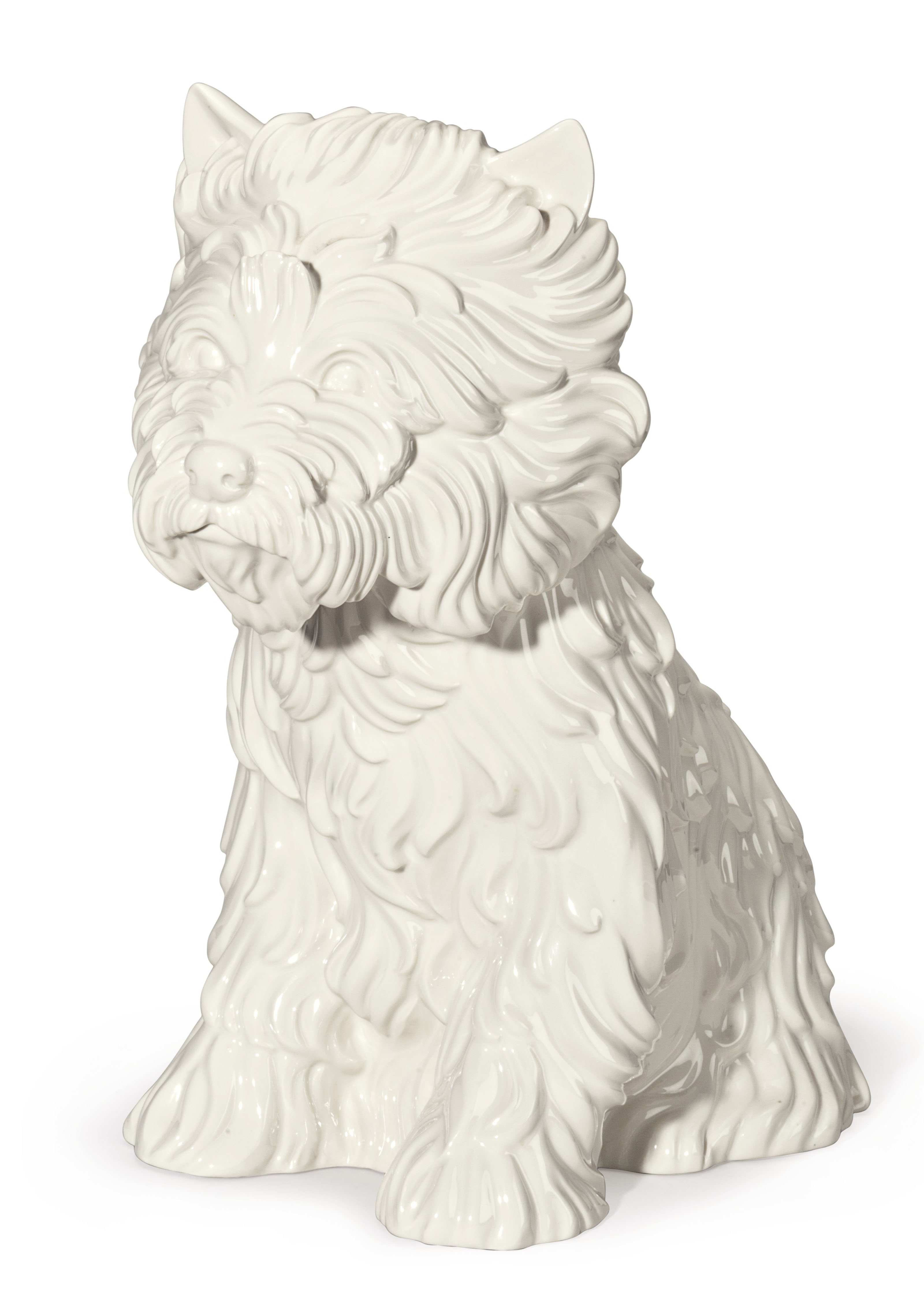 Jeff Koons B 1955 Puppy Vase Christie S