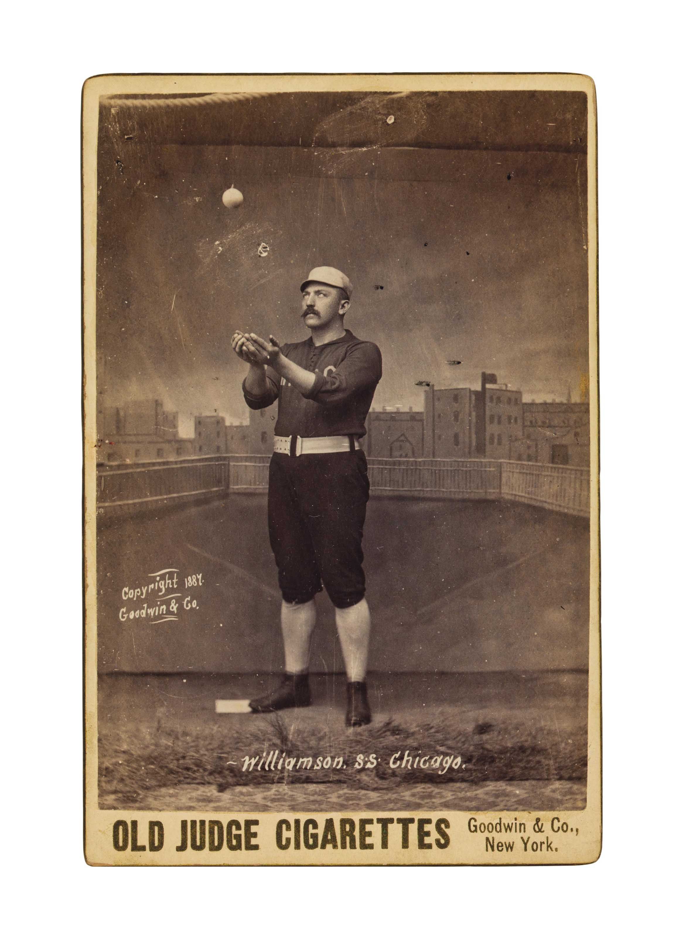Collection Of N173 Cabinet Cards 19th Century Memorabilia