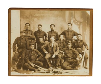 1896 PAGE FENCE GIANTS TEAM CA