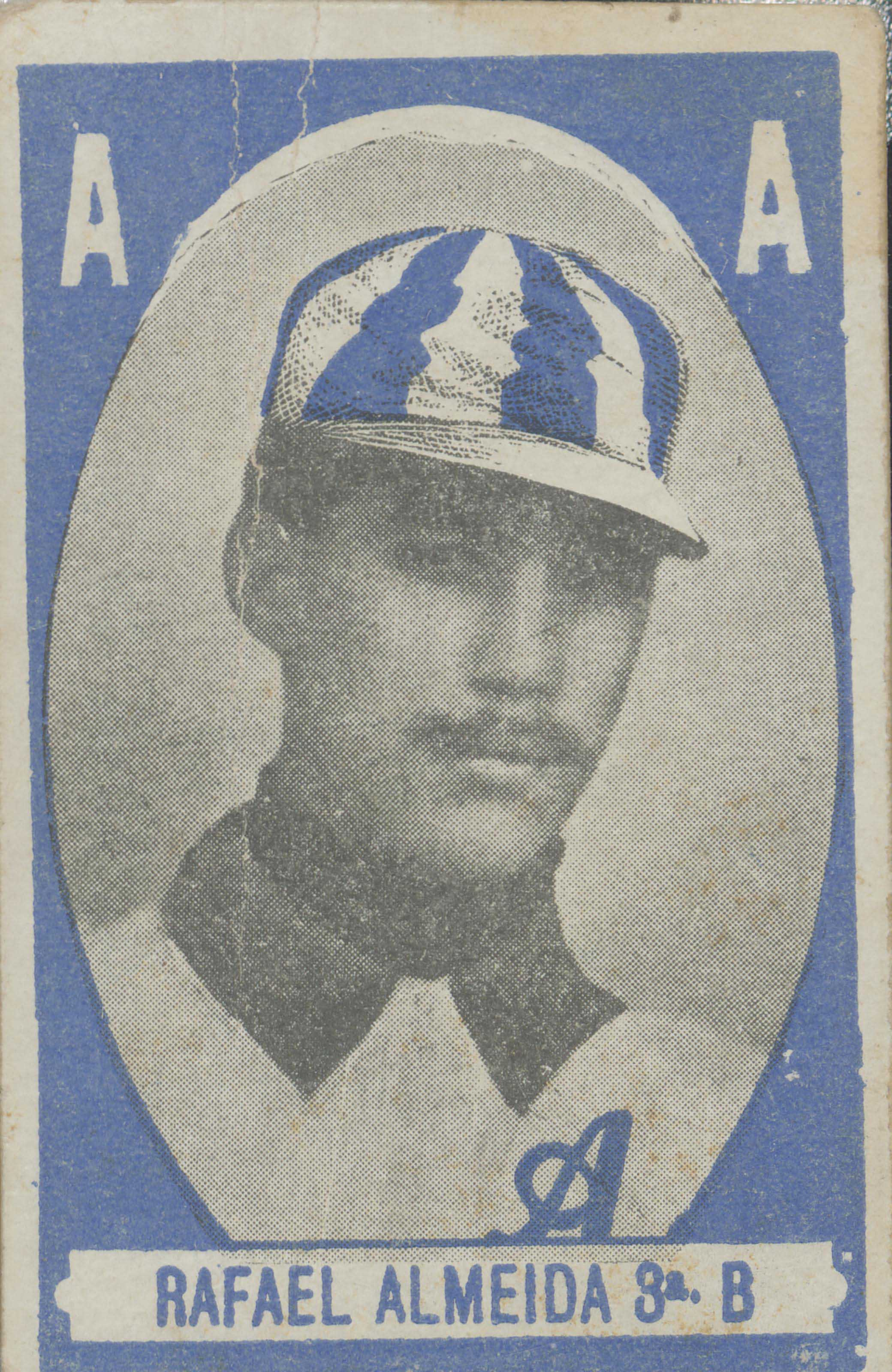 1909 CABANAS CUBAN BASEBALL CA