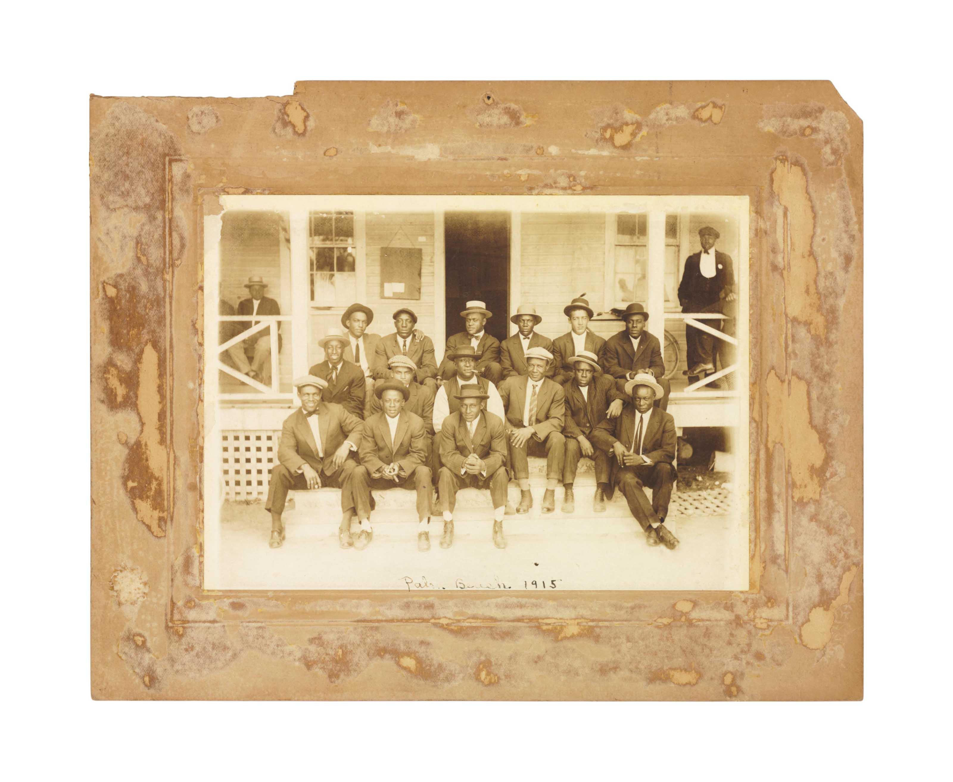 1915 PALM BEACH BREAKERS TEAM