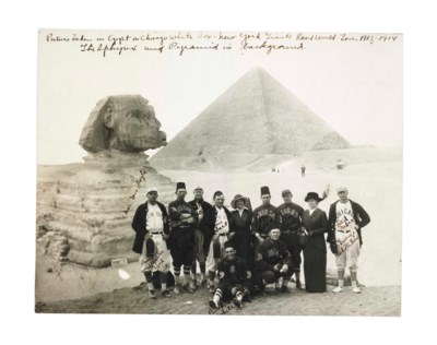 BUCK WEAVER SIGNED 1913-14 WOR