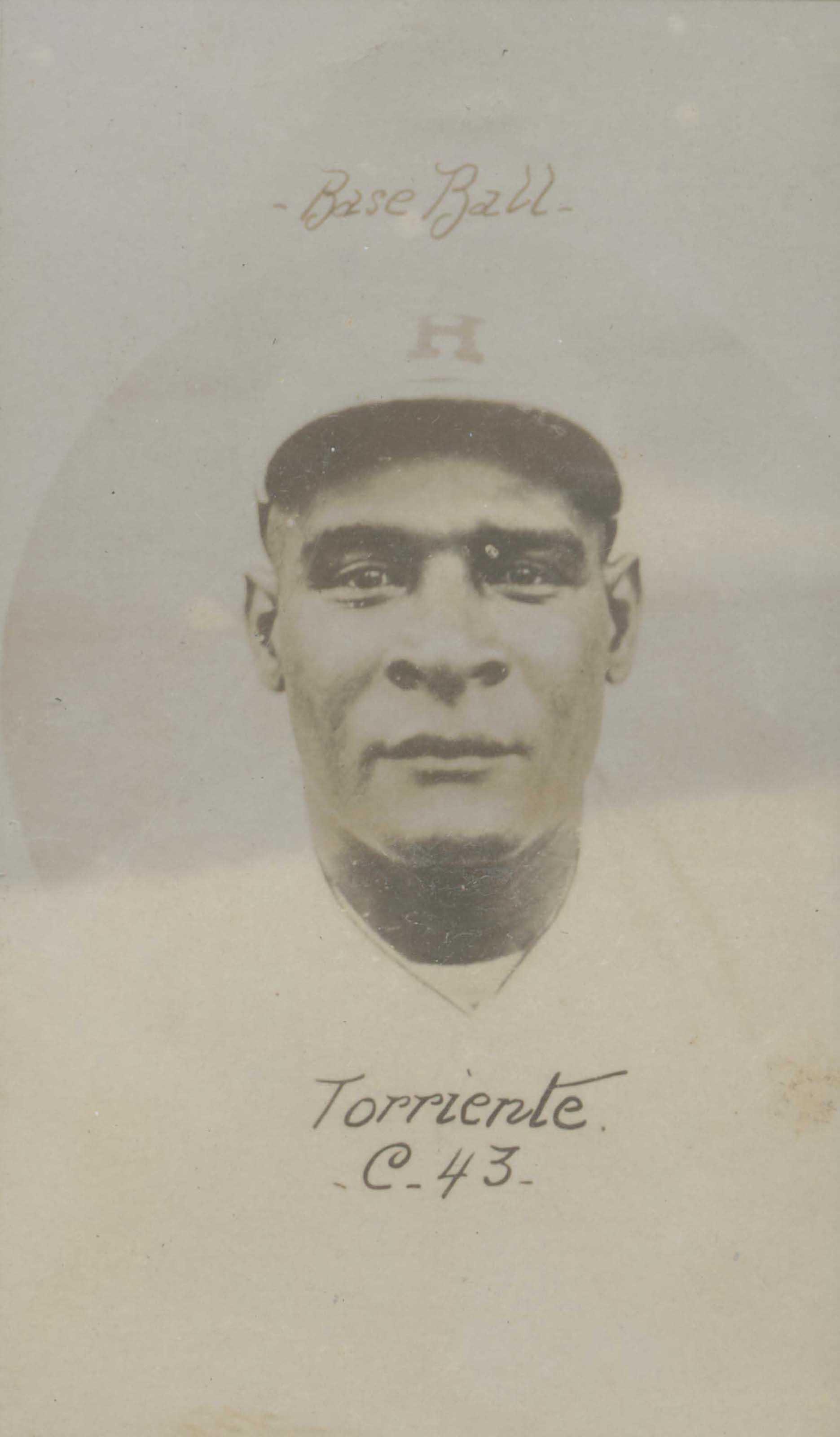 1923-24 NACIONALES CUBAN BASEB