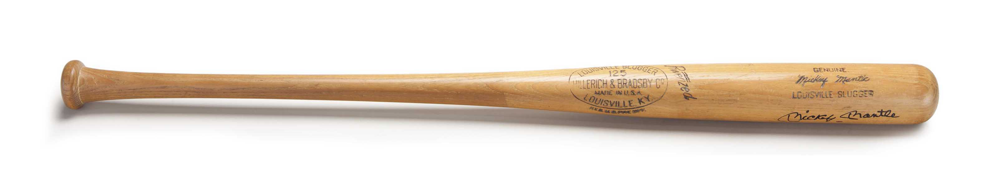 MICKEY MANTLE PROFESSIONAL MOD