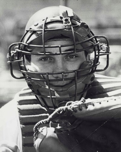 JOHNNY BENCH PHOTOGRAPH