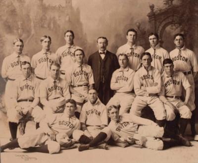 1902 Boston Beaneaters Large C