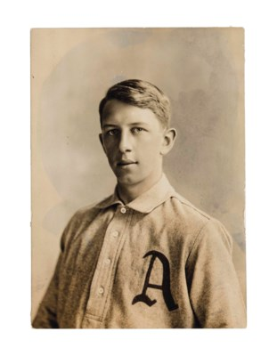 EDDIE COLLINS PHOTOGRAPH