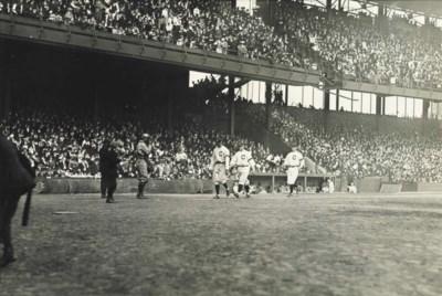 1920 WORLD SERIES PHOTOGRAPH
