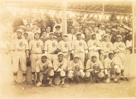 1928/29 CUBAN TEAM CABINET PHO