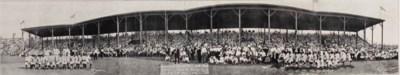 1911 CHICAGO AMERICAN GIANTS V