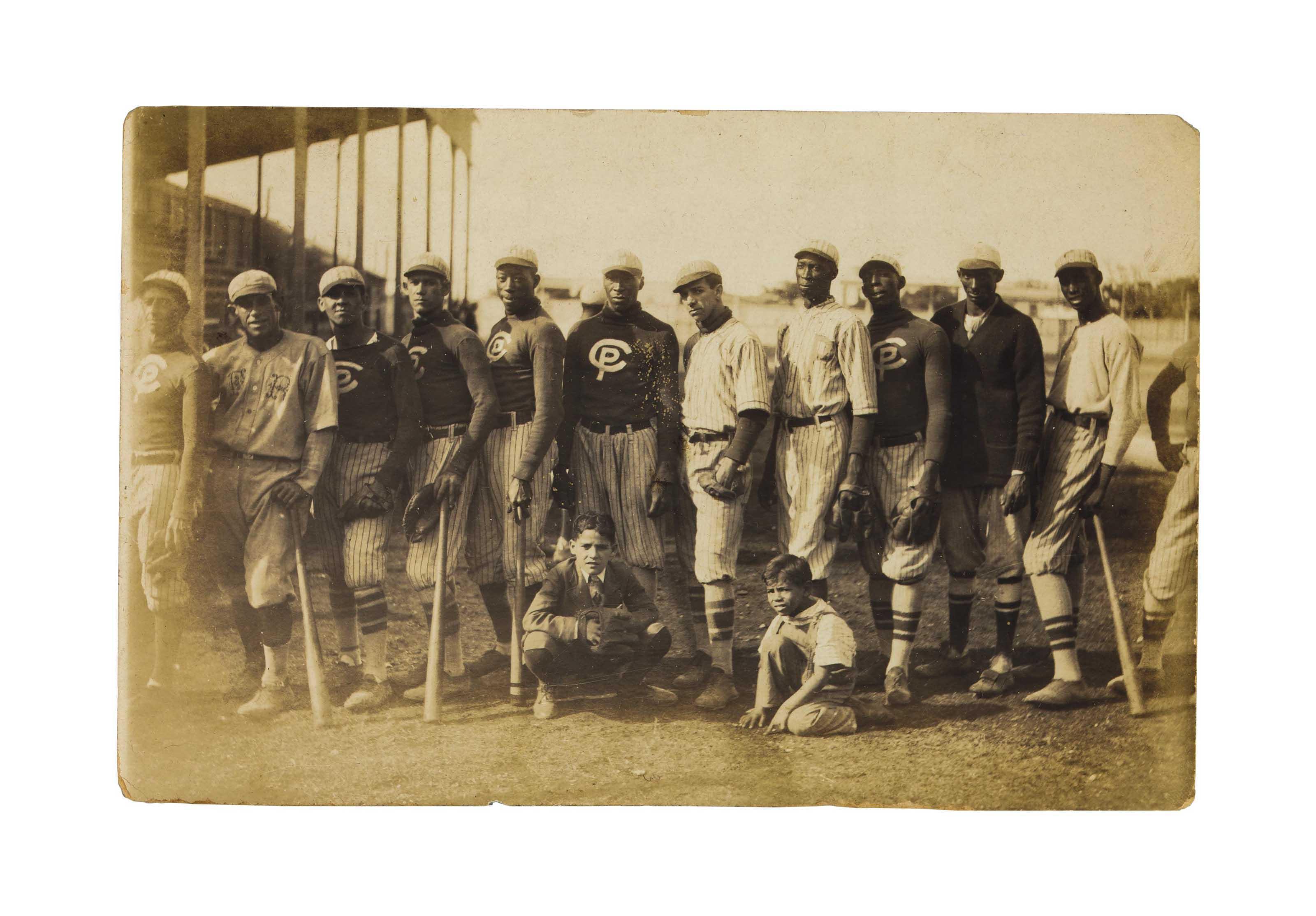1921 PIRATES DE MATANZA PHOTOG