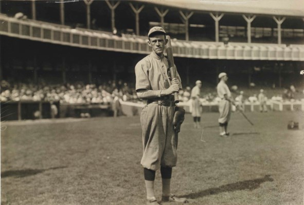 JOHNNY EVERS PHOTOGRAPH