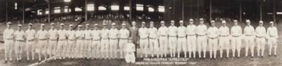 1929 PHILADELPHIA ATHLETICS TE
