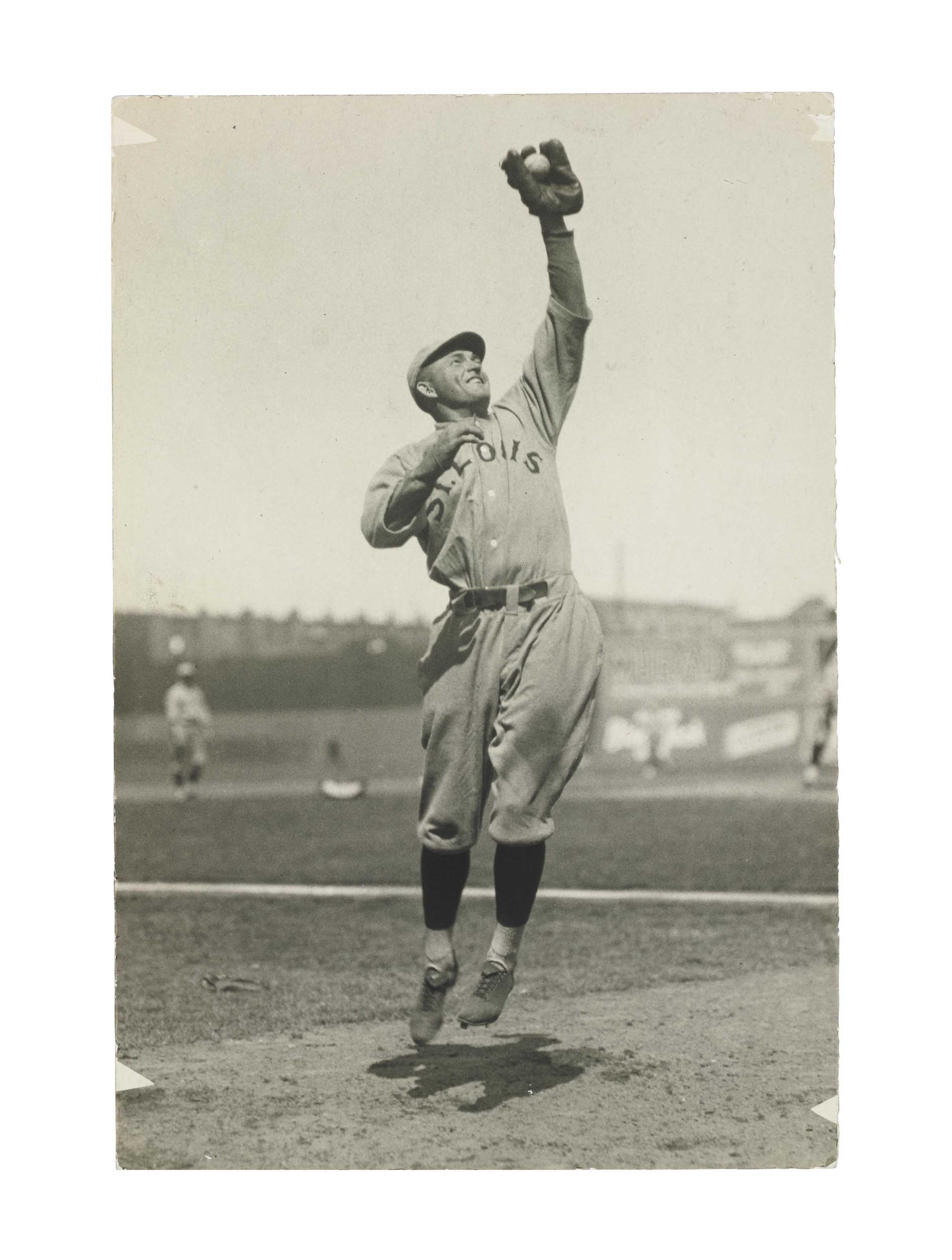 ROGERS HORNSBY PHOTOGRAPH