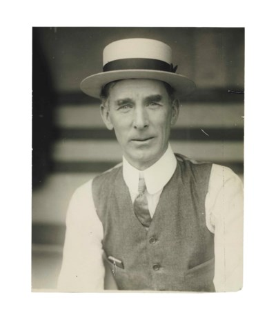 CONNIE MACK PHOTOGRAPH