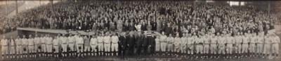 1924 WORLD SERIES PANORAMA WAS